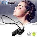 Headphone Bluetooth earphones Wireless Sport Bone Conduction headset for running Black hands-free with awareness comfort sounds