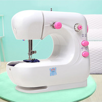 Sewing Machine Household Electric Medium Mini Multi Function Automatic Desktop Manual Pedal