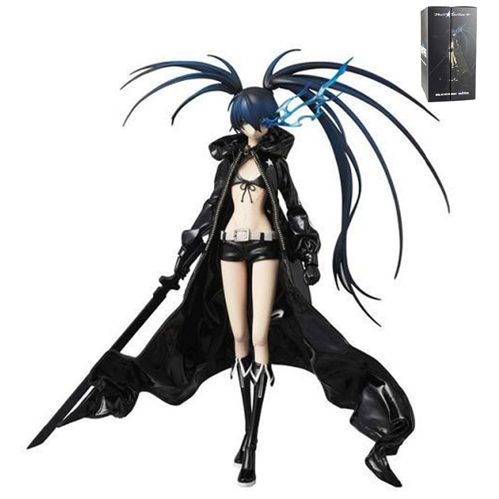 NEW 12'' Anime Black Rock Shooter Action Figure Toy Christmas Gift Collectors MV101004 Free Shipping 2017 new 1 6 1 6 12 action figures g43 sinper rifle tactical gun christmas gift free shipping boy toy birthday present