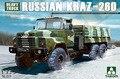 ТАКОМ 2016 1/35 Масштаб Украины Heavry Грузовик KRAZ-260