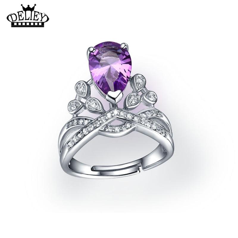 amethyst wedding ring - Amethyst Wedding Rings