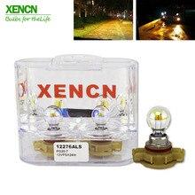 XENCN PSX24W 12276 12 В 24 Вт 2300 К весь сезон Супер света автомобилей лампочки Германия Качество заменить обновления туман галогенная лампа
