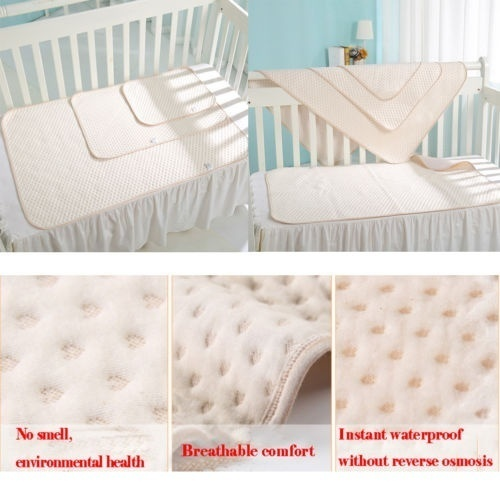 Size 60X75cm 70X110cm baby change portable mat folding washable waterproof mattress children's game floor reusable mats diaper