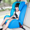 Durable portable child car safety seat for 9 months -12 years old baby using