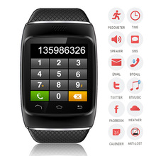 Excelvan S12 Bluetooth Smart Watch Wrist font b Smartwatch b font for Android IOS Wearable Device