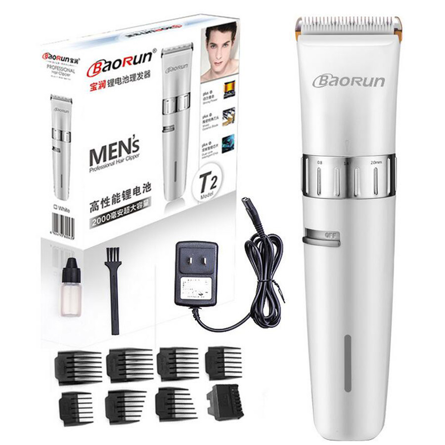 110-240V Professional Electric Hair Clipper for Men Baby Rechargeable Beard Trimmer Cutter Hair Cutting Machine 3-15mm nozzles professional powerful speed hair clipper rechargeable hair trimmer for men electric cutter machine hair clipper with comb