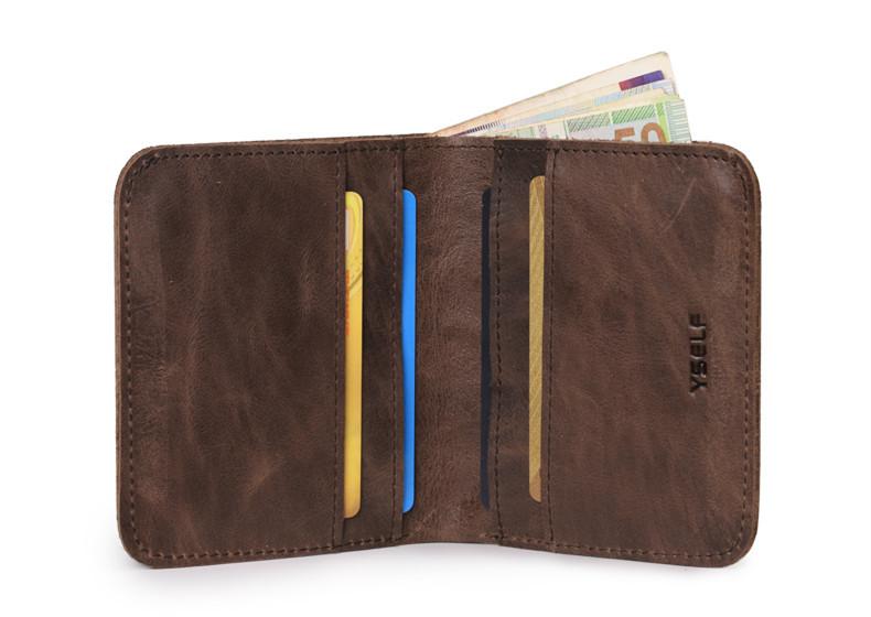 genuine leather men wallets  (14)