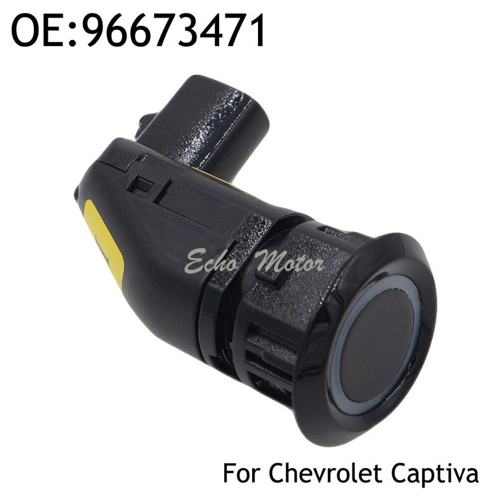 New 96673467 96673464 96673474 96673471 PDC Black Ultrasonic Sensor For Chevrolet Captiva