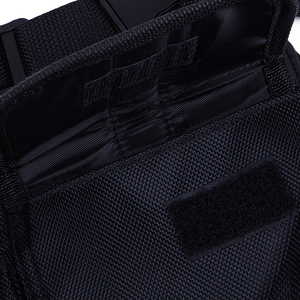 Image 5 - New walkie talkie chest pocket pack backpack handset radio Holder Bag for GP340 CP040 BF UV 5R 888S two way radios carry case