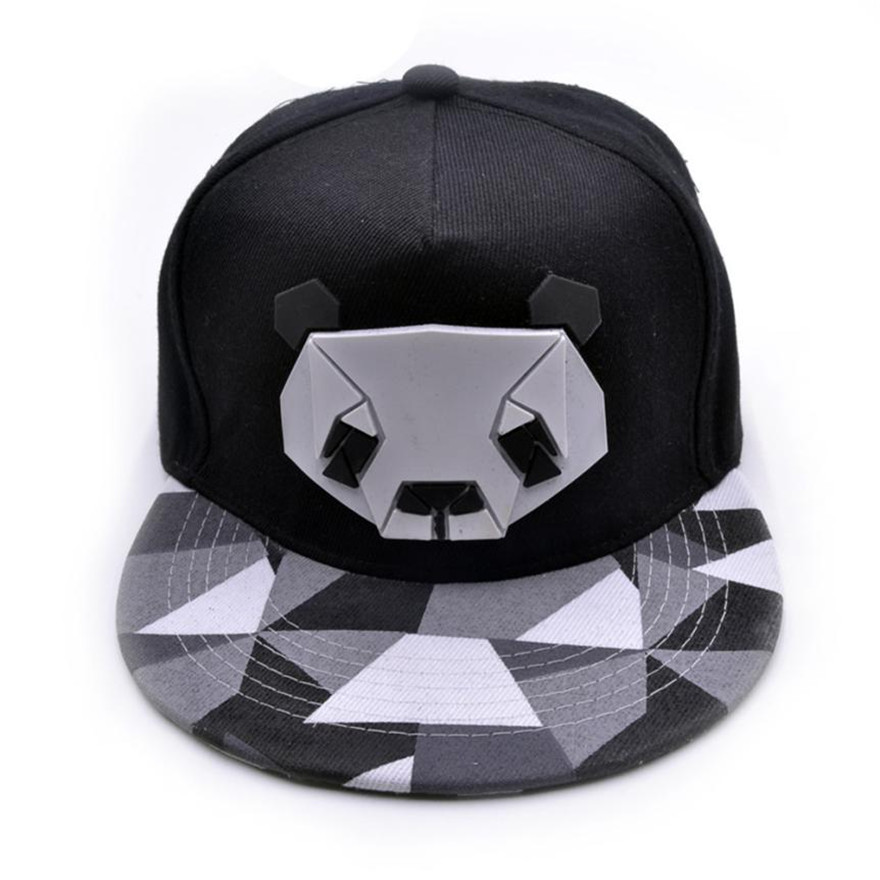 Womail Hats Caps hat for girls boys Solid baseball cap Cute Womens Sports Baseball Panda Cap Snapback Golf ball Hat Mar27