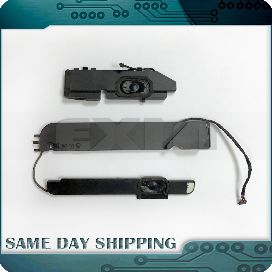 Year 2010 A1278 Left Right Speaker w/ Subwoofer for Macbook Pro 13 Internal Speaker 922-9445 922-9057 MC374 MC375 EMC 2351 new laptop speaker for dell for alien 17 r2 m17x speaker pk23000pp00 cn 0c4r39 0c4r39 left