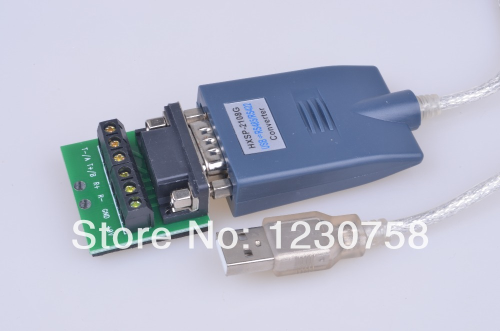 Hexin usb 20 to rs485 rs422 converter adapter serial win7 32mac hexin usb 20 to rs485 rs422 converter adapter serial win7 32mac pl 2303 hxsp 2108g in computer cables connectors from computer office on aliexpress sciox Gallery