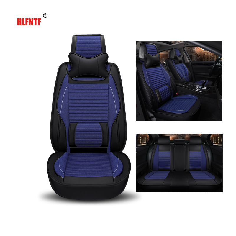 Bmw Z4 Seat Covers: Flax Special Car Seat Cover For BMW F10 F11 F15 F16 F20