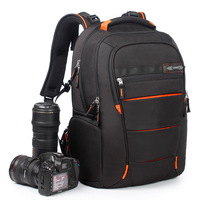 CAREELL Bag C3050 Men Women Backpack For Camera Digital Shoulders Large Capacity Backpack For Canon Nikon