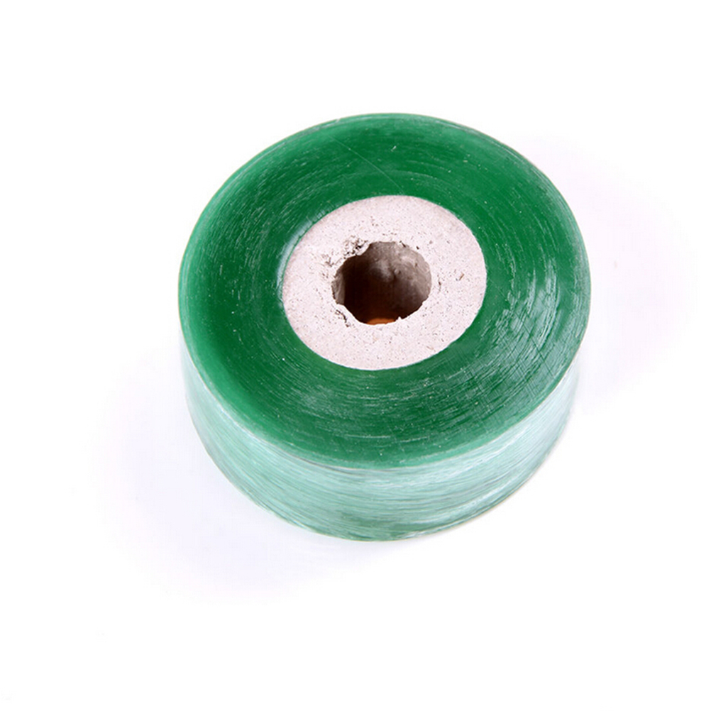 2CM X 100M Nursery Grafting Tape Stretchable Self-adhesive Garden Flower Vegetable Grafting Tapes Supplies Plants Tools  1Roll