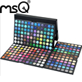 MSQ Professional 252 Colors Full Color Eyeshadow Palette Beauty Eye Shadow Cosmetics