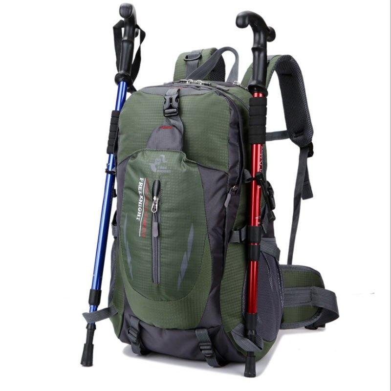 Prix pour Étanche Sport Alpinisme Sacs Camping Voyage Extérieure Randonnée Sac À Dos Livraison Gratuite DSB0009