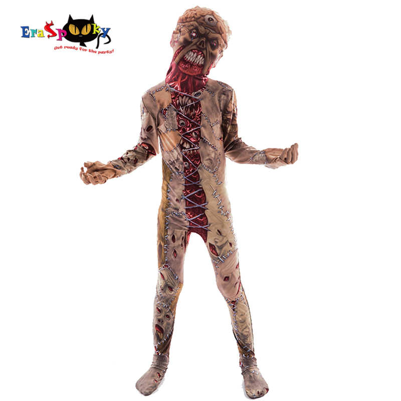 CLEARANCE SALE 3D Horror Monster Clown Halloween Costume for