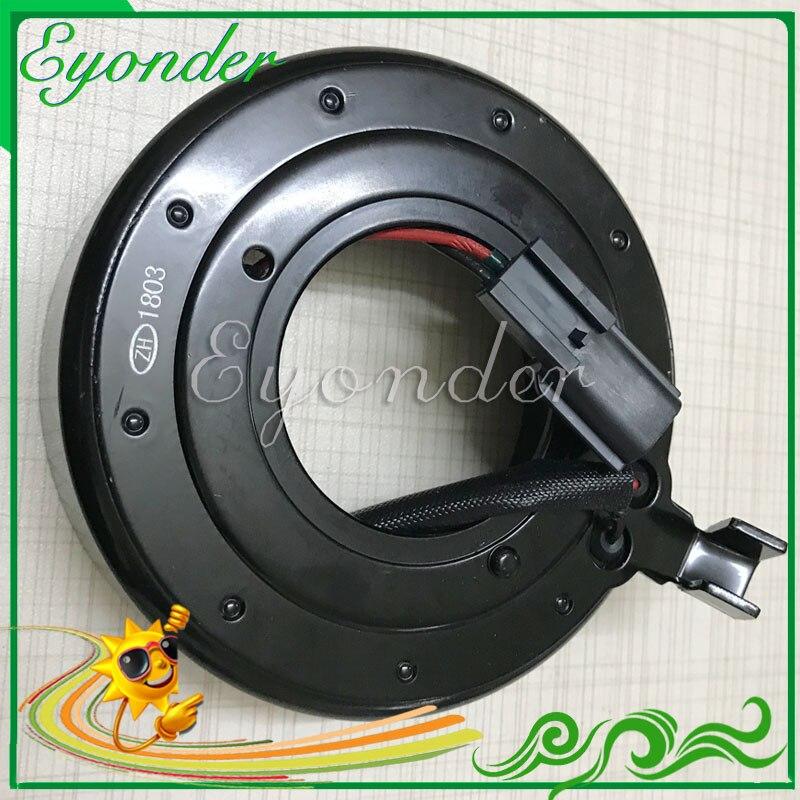 Air Conditionné AC Compresseur Embrayage Magnétique Bobine pour Nissan X-TRAIL Xtrail T31 2.0 MR20DE 92600EN22C 92600EN22A 92600EN22B