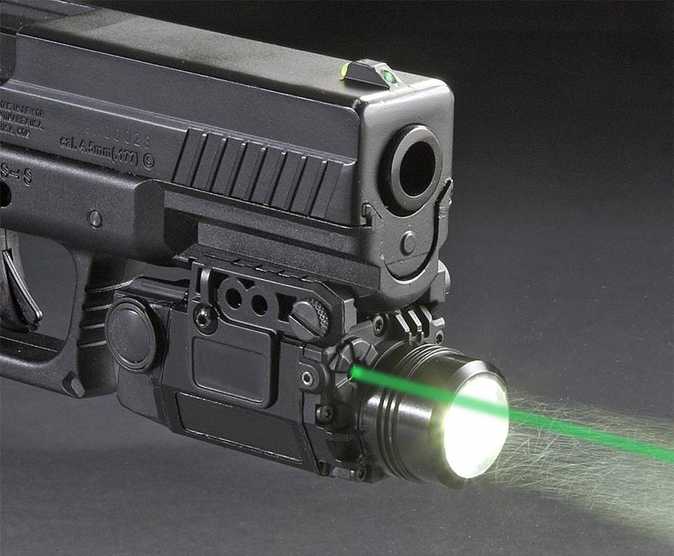 High Quality Tactical Green Laser Sight with LED Flashlight Combo with 20mm Universal Mount for Rifle Pistol Handguns Shooting xl nxf rg 5mw green laser gun sight w weaver mount led flashlight black 3 x cr 1 3n