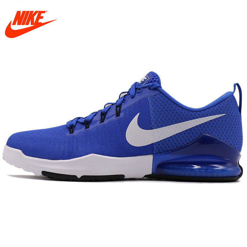 New Arrival NIKE Original Breathable ZOOM Men's Running Shoes Sneakers Outdoor Walking Jogging Sneakers Comfortable Fast