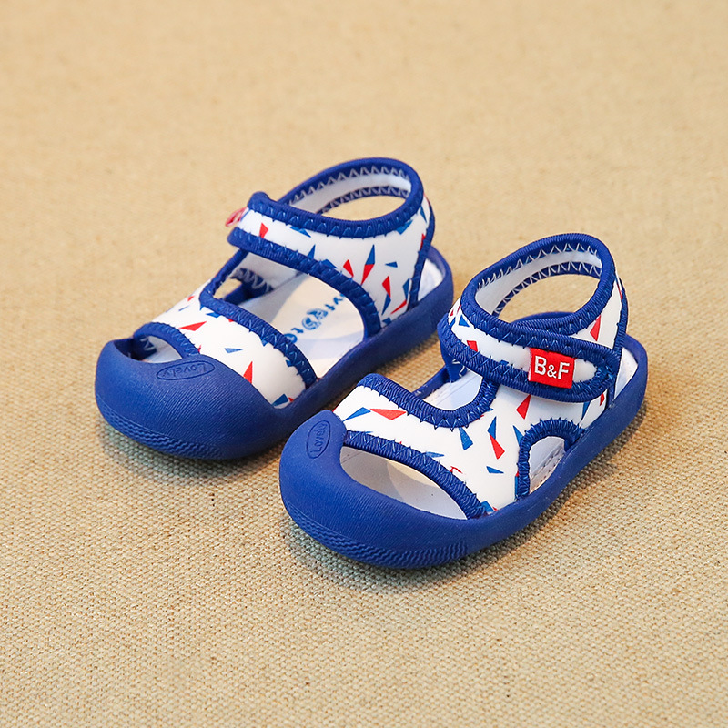Softsole Bbay Girls Sandals Training Shoes For Baby Boys Beach Shoes For Kids