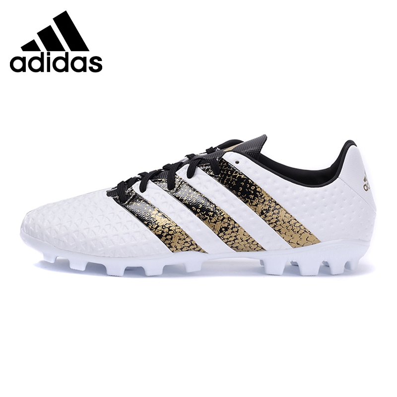 Original  Adidas ACE 16.4 AG Men's Football Shoes Soccer Shoes Sneakers dr eagle original superfly football boots man football shoes with ankle soccer boots footbal shoes sock size 38 45 sneakers