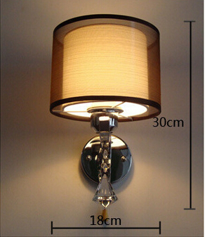 Modern Brief Bedside Wall Lamps 3w 5w Led Reading Light Lamp Bed Reading  Wall Fixtures Lampada