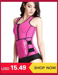Neoprene-Sauna-Waist-Trainer-Vest-Workout-Shapewear-Waist-Cincher-Slim-Shaper-Corset-Adjustable-Sweat-Belt-Women