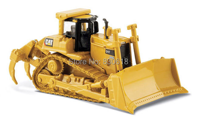 Norscot 55209 Caterpillar HO Scale Cat D9T Track-Type Tractor Diecast 1:87