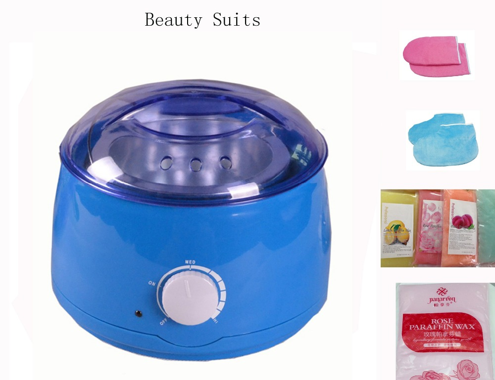 Wax Heater Hair Removal Machine 100/220V-240V  500ML Wax Warmer Epilator Machine Shaving Moisturize Face /Hand Care