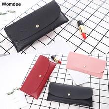 Купить с кэшбэком PAWACA Brand Leather Women Wallets High Quality Designer PU Leather Long Wallet Women Card Holder Ladies Purse Money Bag