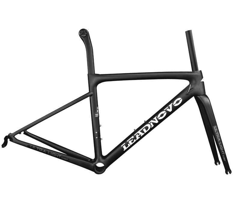 купить 2018 lightweight Road carbon Bike frame UD Full carbon fiber frameset PF30/BB68/BB30 bicycle frame part can customized paint недорого