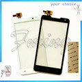 """5.0"""" Phone Touch Screen Digitizer For Prestigio MultiPhone Duo PAP 5044 PAP5044 Touchscreen Panel Front Glass lens Sensor +tape"""