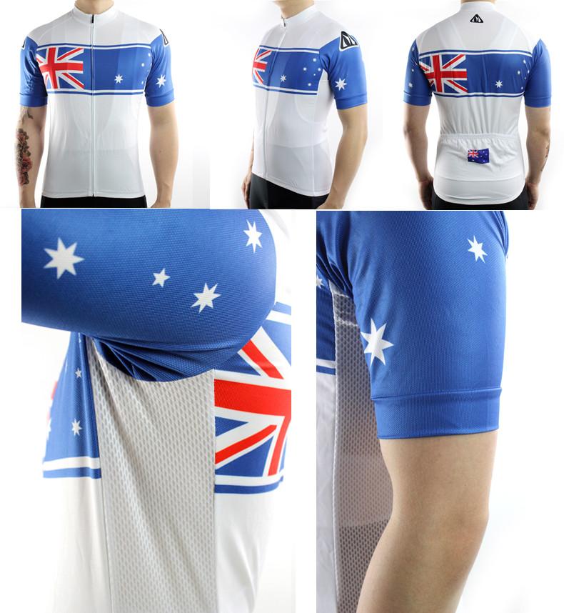 Team Flag Jersey – New Zealand