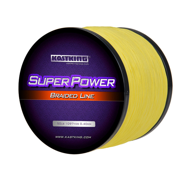 KastKing SuperPower 4 Strand 1000m