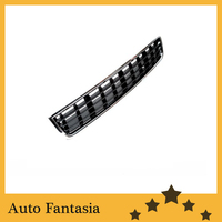 Business Gift Front Bumper Center Lower Cooling Grille Insert For Audi A4 B6