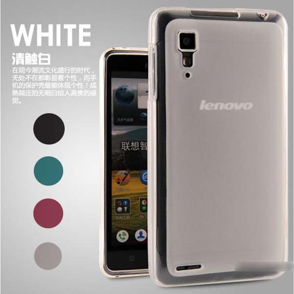 2015 New Fashion Phones case lenovo P780 silicone TPU Soft Gel rubber Cover Case Back Skin shell - Casos Group Co.,Ltd store