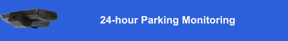 24-hour parking monitoring