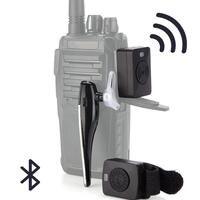 Walkie Talkie Hands free Bluetooth Headset K/M Type Earphone Handheld Two Way Radio Wireless Headphones For Motorcycle Baofeng