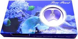 Image 5 - Cadeau de noël souhait perle en gros 10 boîtes mélange pendentif collier pour les femmes huîtres naturelles Chokers chaîne perle collier coffret cadeau