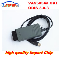 2016 Latest ODIS 3 0 3 VAS 5054A Bluetooth Impot Chip VAS5054A OBDII Diagnostic Tool VAS