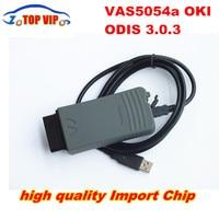 2016 Latest ODIS 3 0 3 VAS 5054A Bluetooth Impot Chip VAS5054A OBDII Diagnostic Tool VAS