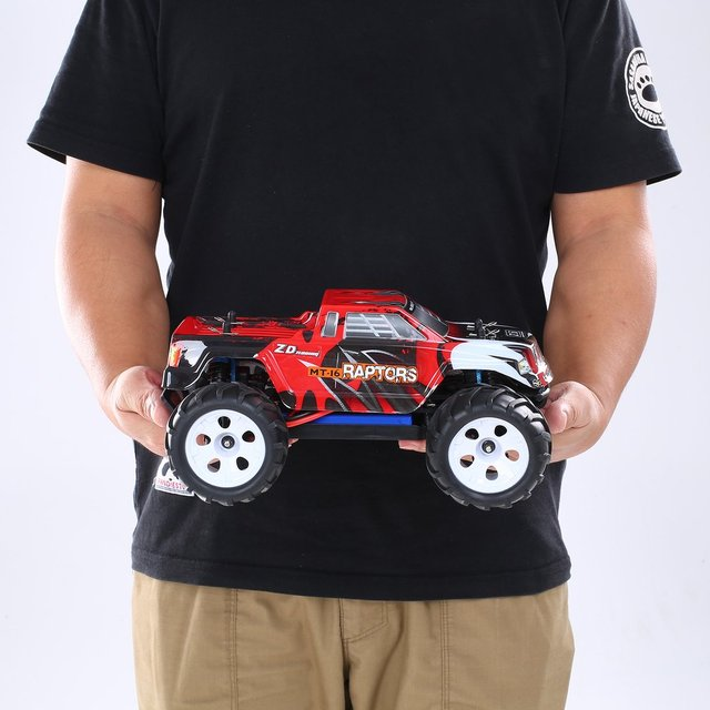 Zd racing MT-16 1/16 escala 2.4g 4