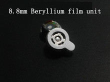8.8mm speaker unit Beryllium film 16ohms 1pair=2pcs