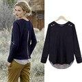 Hot! Spring and Autumn Fashion Women long-sleeved sweater Slim women knitwear free shipping