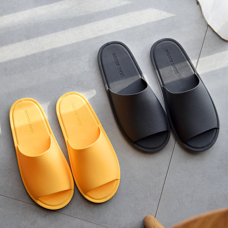 2019 Summer Home Slippers Women Indoor Flat Shoes Solid Color Non-slip Lovers Bathroom Slipper Unisex Floor Slides SH0215092019 Summer Home Slippers Women Indoor Flat Shoes Solid Color Non-slip Lovers Bathroom Slipper Unisex Floor Slides SH021509