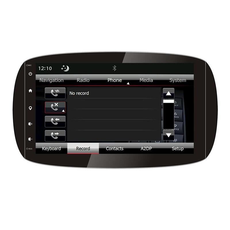 Автомобиль СМИ GPS навигации Системы для Benz Smart w453 2015 2016 Радио Стерео Аудио Видео Мультимедиа (без dvd-плеер)