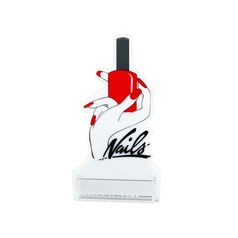 Nail Salon Use Nail Technician Card Holder, Business Card Display ...