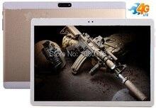 Goog Juego 10 pulgadas Tablet PC 4G LTE Octa Core 4 GB RAM 64 GB ROM 1920*1200 IPS HD Android 6.0 GPS de la Tableta Del Envío gratis